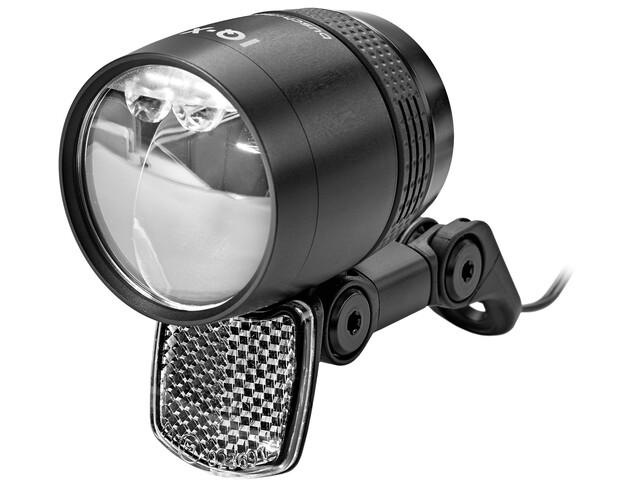 Busch + Müller Lumotec IQ-X Cykellygter LED, sort
